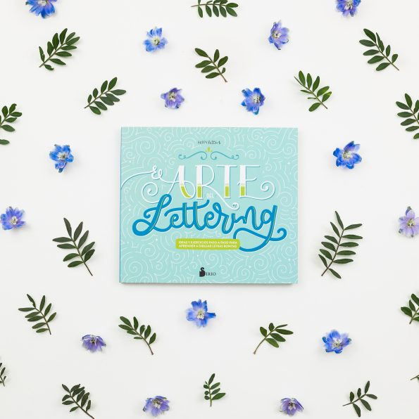 flores-libro-lettering